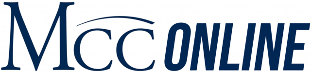 Logo of MCC Online
